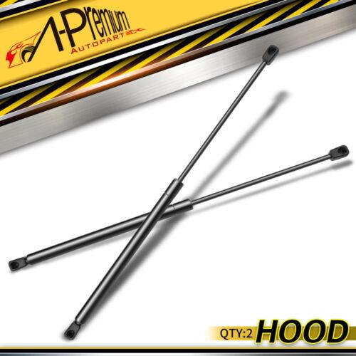 A-Premium 2 Hood Lift Supports Struts for Saab 9-3 2000-2003 Sedan 6337 SG318009