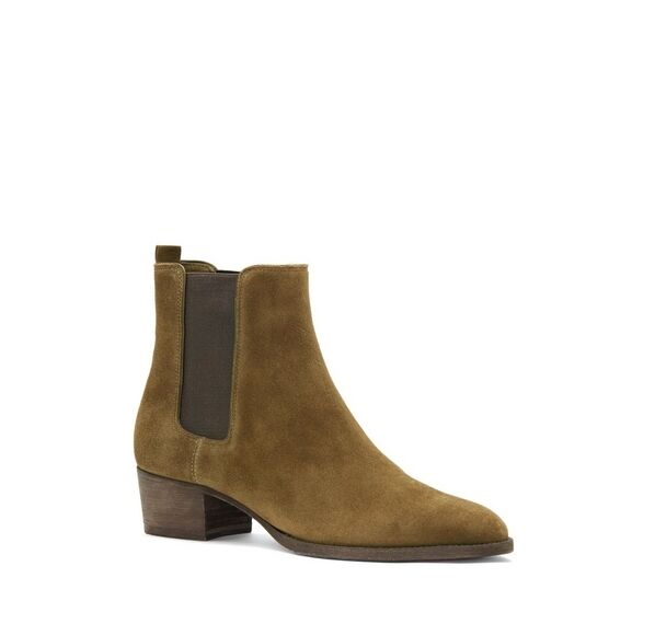 Vince Camuto  VC John Camuto Flynn - Chelsea Bootie, Chestnut   Chocolate, Boot