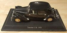 RARE CITROEN TRACTION 11 B 1950