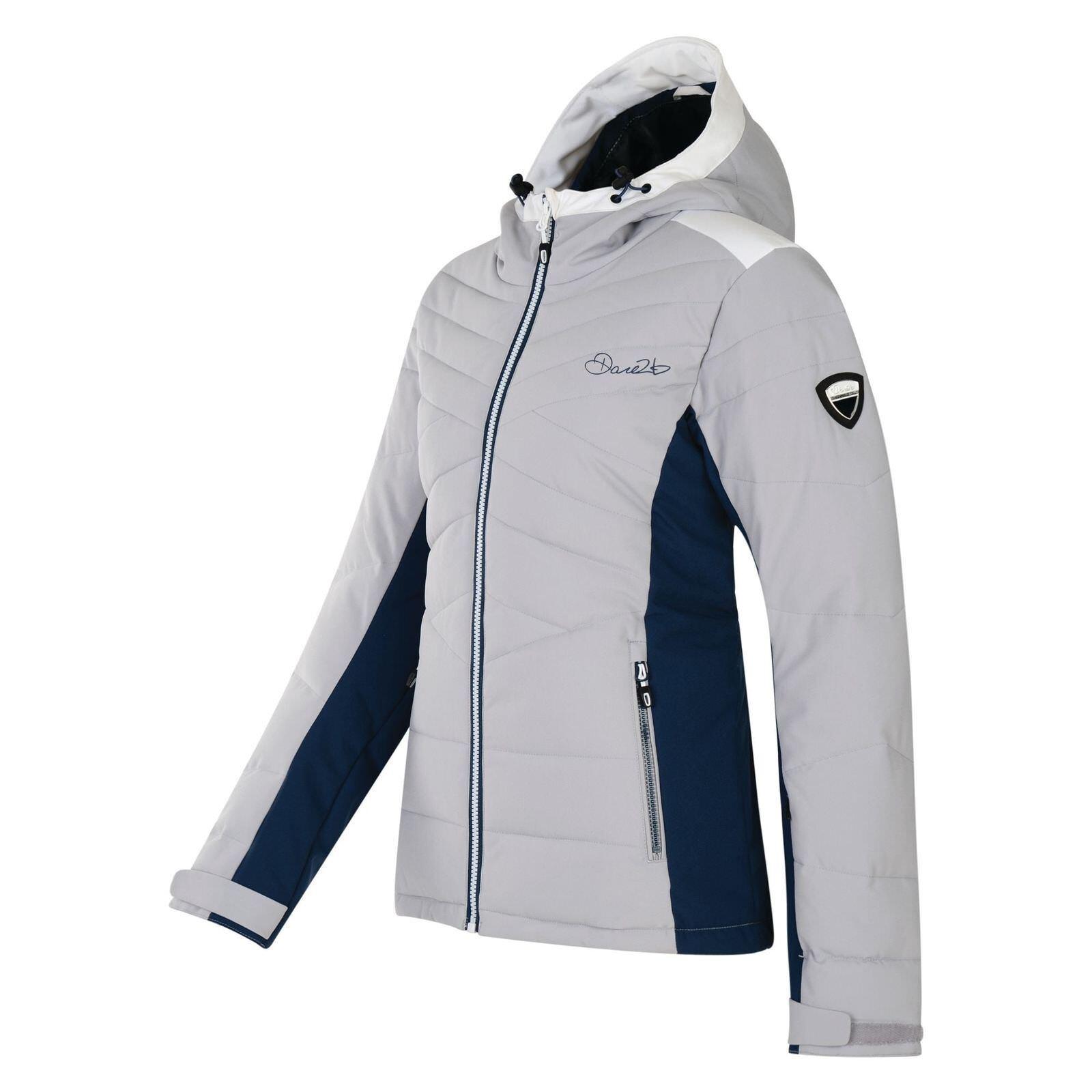 Dare 2b Womens ladies ILLATION II Waterproof Insulated Ski Jacket 12 ... f6085bc0c