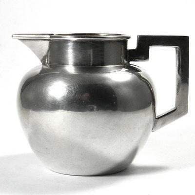Victorian Sterling Silber Milchkännchen Sahnekännchen London 1886