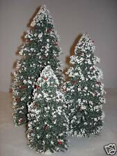 """Byers Choice New 13/"""" Green Candy Cane Christmas Tree Accessory Mint Brand New"""