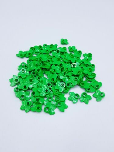 6182261 *NEUF* LEGO LOT 100 X NÉNUPHAR BRIGHT GREEN  REF 32607