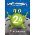 Teejay National Curriculum Year 2 Book 2a 9781907789540 by Thomas Strang