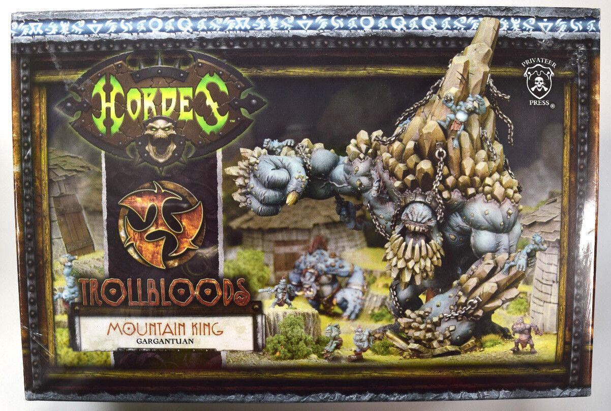 Hordes Trollbloods Mountain King Gargantuan PIP 71068