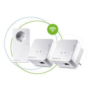 devolo Magic 1 WiFi mini Multiroom Kit Powerline Mesh WLAN...