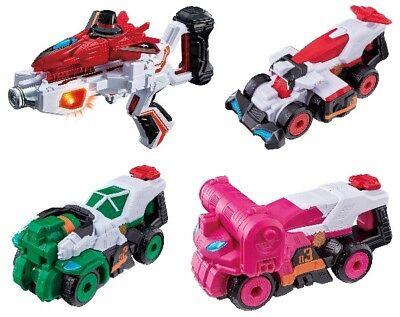 BANDAI Lupinranger VS Patoranger Transform Gun DX VS CHANGER LUPIN RED