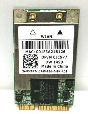 """Dell Latitude E6410 14.1/"""" Genuine Intel 622ANHMW 2GGYM Wireless WiFi Card"""