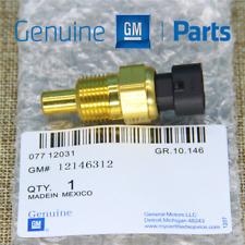 12146312 Engine Coolant Temperature Sensor Water Temp Sensor Fit Buick Cadillac