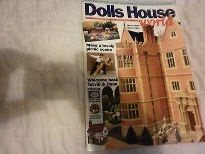 Casa Delle Bambole Del Mondo N. 31 Maggio/giugno 1994 Ballerini & Dean Pic-nic Scena-mostra Il Titolo Originale