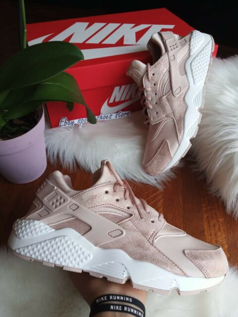huge discount website for discount high quality SIZE 7.5 Womens Nike Air Huarache Run Particle Beige BV1170 200 Running  Shoes