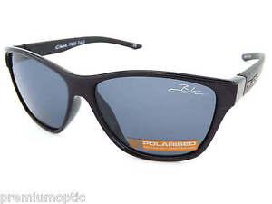 eb140d61766 BLOC polarized CRUISE P800 unisex SHINY+MATTE BLACK sunglasses  Grey ...