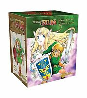 The Legend Of Zelda Box Set Free Shipping
