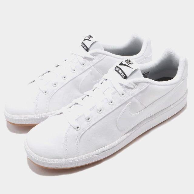 Nike Court Royale Canvas AA2156 100 Herren Turnschuhe weiß NEU NEU NEU OVP  Gr.47 AK98  | Garantiere Qualität und Quantität  6b339d
