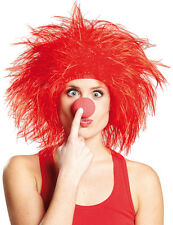Le avventure di tintin Parrucca rossa NUOVO - Carnevale parrucca Capelli