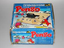 Vintage 1983 Pengo Bandai LSI Portable Game Sega Handheld Table Top LCD RARE