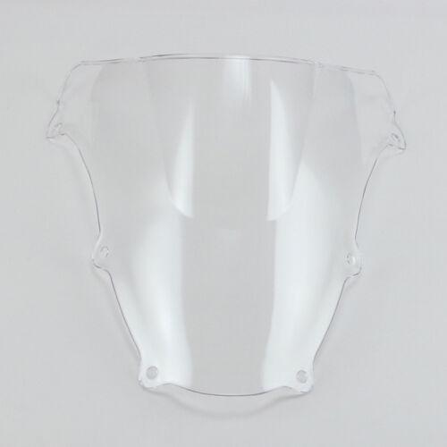 Transparent Clear Windshield For Suzuki SV650S 2003-2012 SV1000S 2003-2008