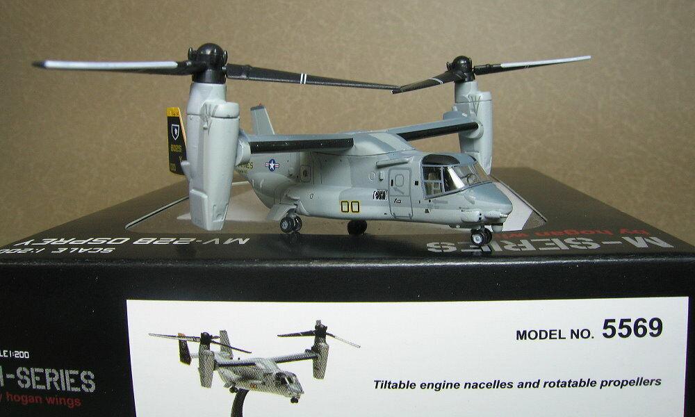 wholesape barato 1 200 Hogan Marines MV-22B VMM-165 VMM-165 VMM-165 blancoo Caballeros  5569 Diecast metal plano  Web oficial