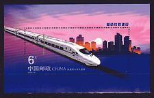 China VR Block 132 ** Eisenbahn - Michel 20,00(1835)