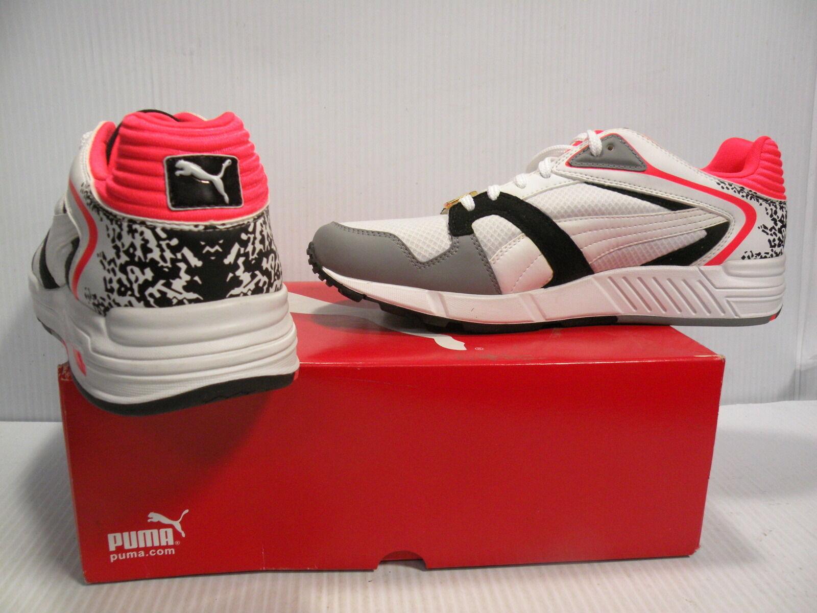 aa2ffdabd52c ... Puma - schuhe, weiße turnschuhe männer xs 850 niedrig   größe. grau    schwarz ...