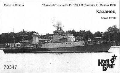 Combrig 1//700 Corvette Kazanets Project 133.1M 1998 resin kit #70347PE