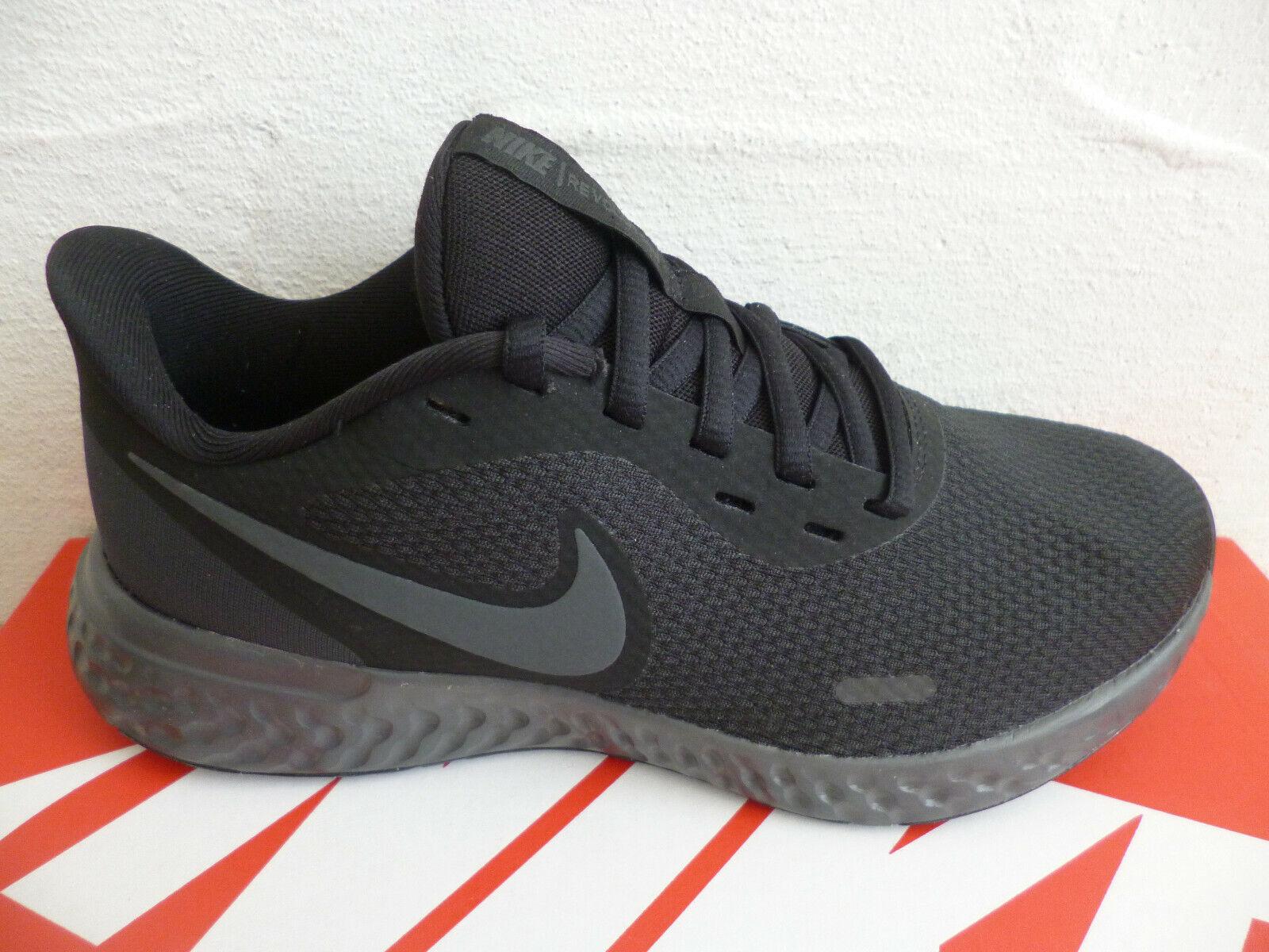 Nike Baskets Chaussures de Loisir Sport Course Basses Nouveau Noir