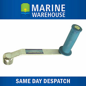 Winch Handle HEX Nut 22mm - Marine Boat Sailing Ski Trailer 604046