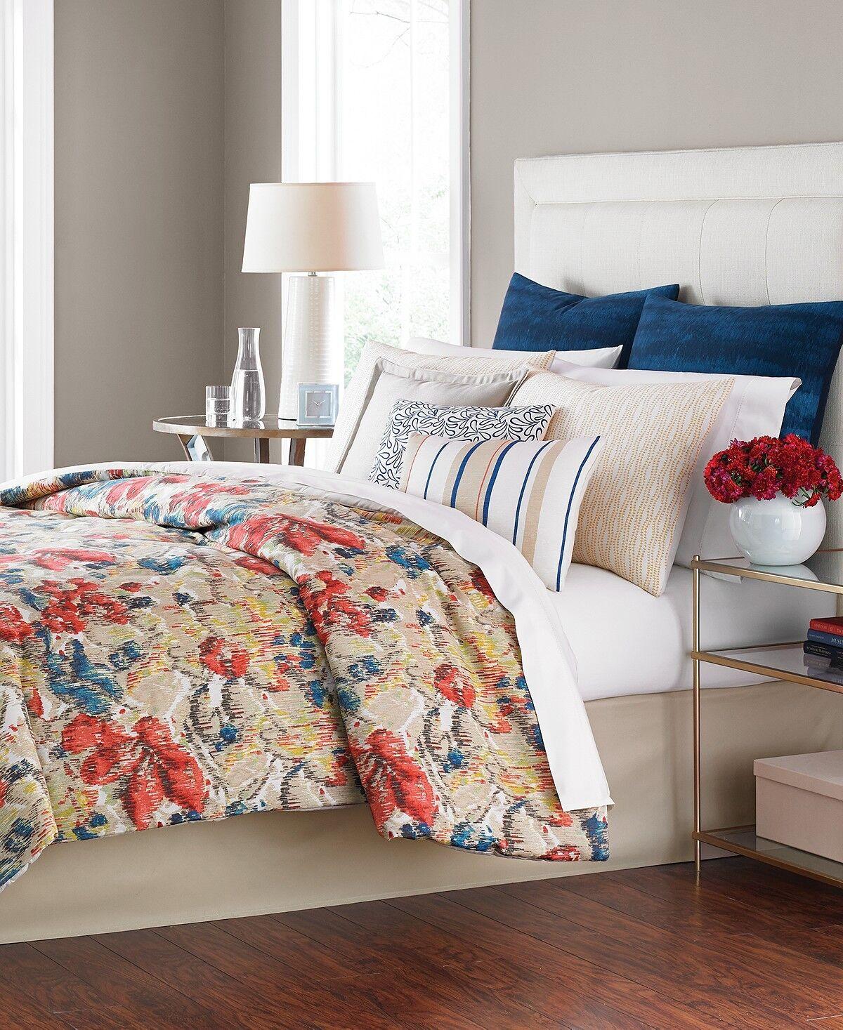 Martha Stewart Bedding Grasmoor Hill 14 Piece QUEEN Comforter Set  360 G3013