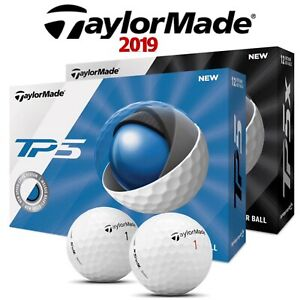 TAYLORMADE-2019-TP5-TP5x-5-PIECE-GOLF-BALLS