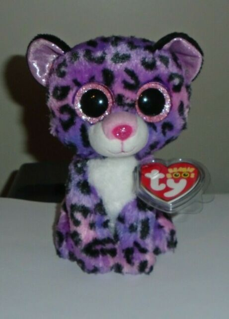 Ty Beanie Boos Jewel The 6 Leopard 2015 Justice For Sale Online Ebay