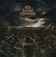 Demonic Resurrection: The Return To Darkness CD 2010  NEW will combine s/h