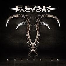 FEAR FACTORY - MECHANIZE - CD NEW SEALED 2010 JEWELCASE