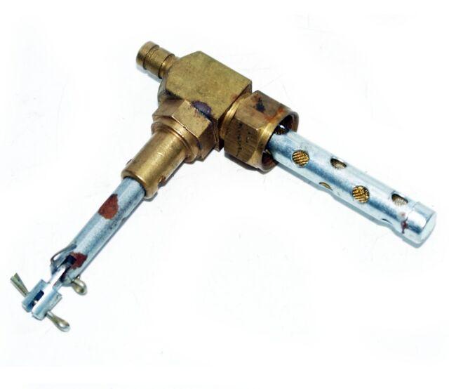 LAMBRETTA Complete Brass Petrol Fuel Tap Metal Filter GP Li TV SX Scooters  S2u
