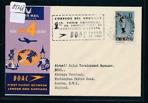 09768-BOAC-FF-Montevideo-Uruguay-London-26-1-60