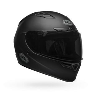 Helmet-Integral-Bell-Qualifier-Dlx-Mips-Solid-Mat-Black-Choice-SIZE-XS-XXL