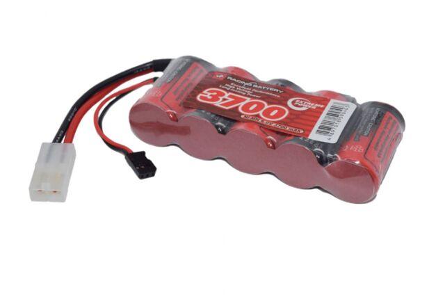 6V 3700mAh SubC NiMH battery pack Twin Lead Vapextec