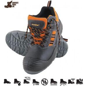 chaussures de sport 63dfa c27f9 Détails sur Chaussure de sécurité SRC S1P sans métal R-BCL homme, DÉSTOCKAGE