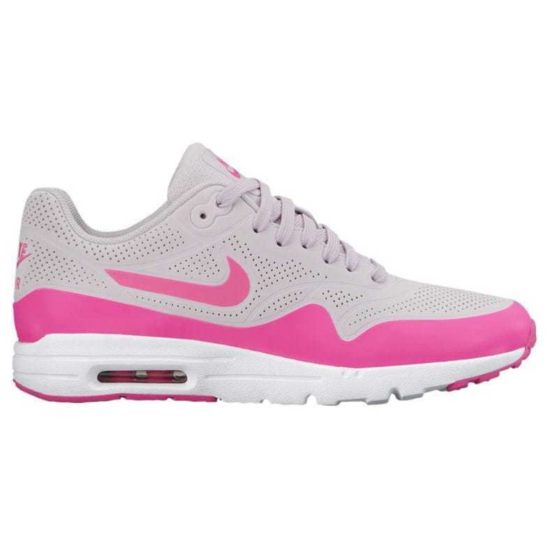 NEW Women's Nike Air Max 1 Ultra Shoes Size: 5 Color: Pink MSRP: 130