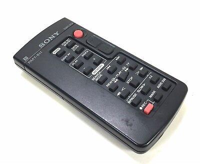 Sony Original HVR-Z1U Z1U RMT-841 Wireless Remote Commander Genuine Sony