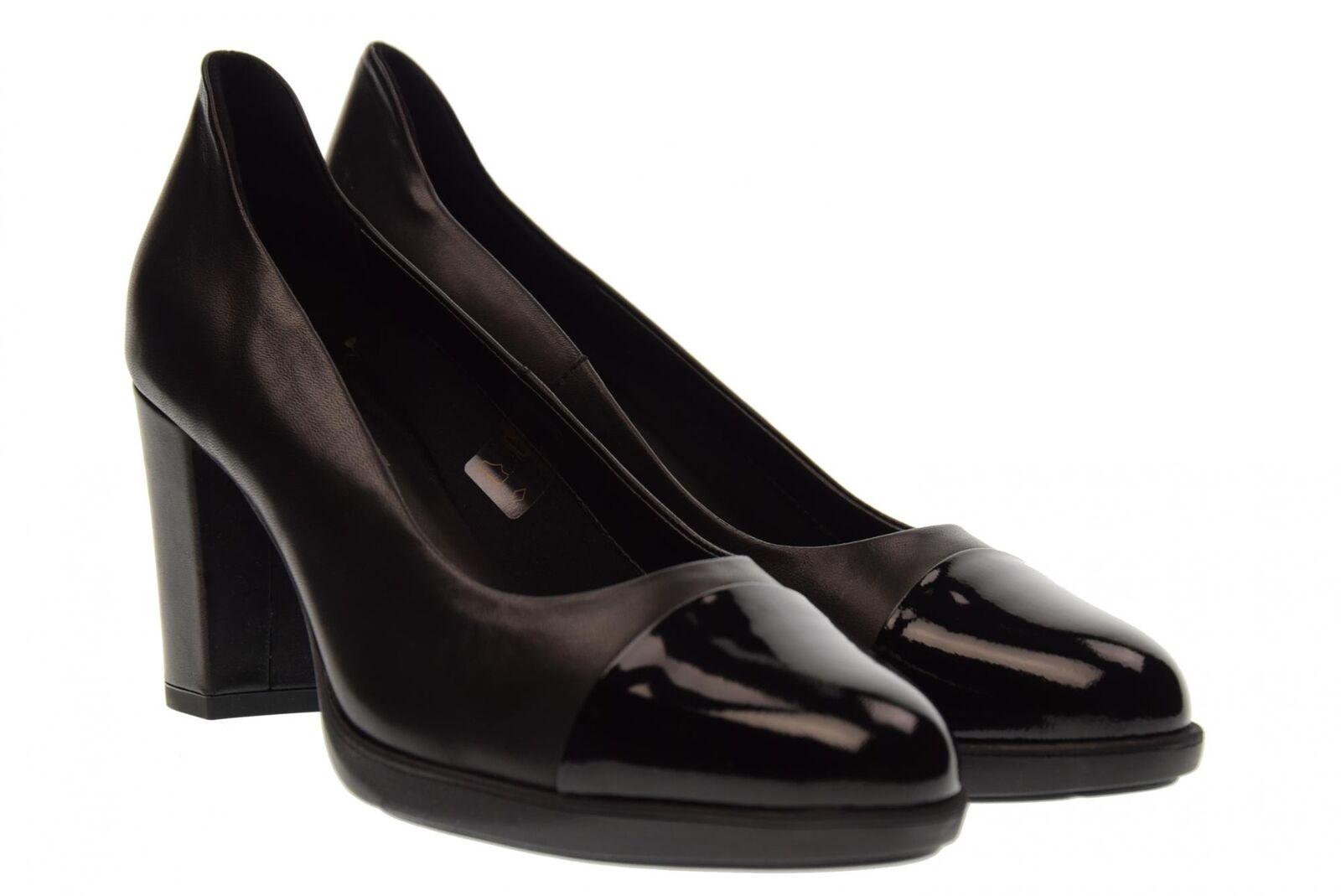 The con Flexx scarpe donna donna donna decolletè con The tacco B652 13 NERO A17   cd4f6f