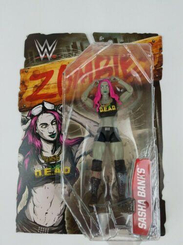 WWE Sasha Banks Zombies Action Figure