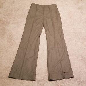 Burberry-London-Wool-Blend-Dress-Pants-Women-039-s-Size-US-4