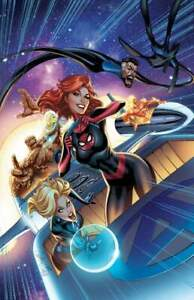 FANTASTIC-FOUR-15-NYCC-J-SCOTT-CAMPBELL-MARY-JANE-VIRGIN-EXCLUSIVE