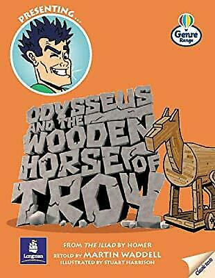 Odysseus and the Wooden Horse of Troy Genre Independent Access (LITERACY LAND),