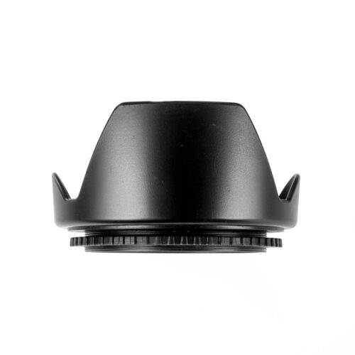 Controluce Mascherina 77mm fotocamera Parasole Obiettivo della luce diffusa mascherina universale