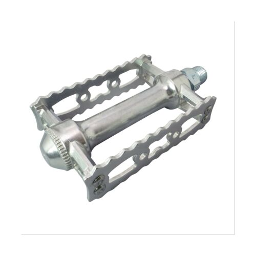 MKS Sylvan Touring Bike Pedals Silver 9//16in