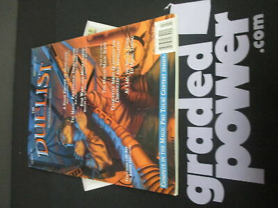 Ice Age Overpower Play Copy FS The Duelist Magazine Issue #7 Homelands MTG