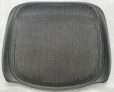 New Oem Replacement Seat For Herman Miller Aeron Size C Black 3d01 Large