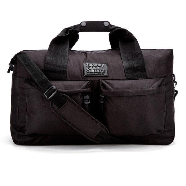 85f7a61b938a New Unisex Superdry XL Silicone Montana Holdall   travel bag  gym bag flight