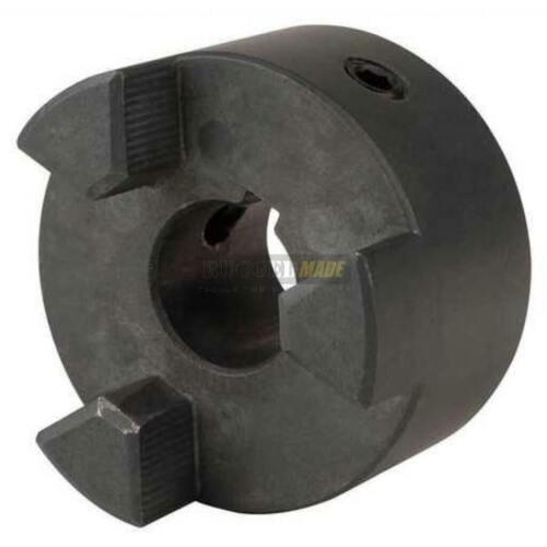 "9//16/"" L095 Lovejoy Jaw Coupling Half Hydraulic Flexible Coupler Hub Log Splitter"